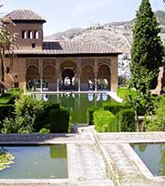Estanques de la Alhambra